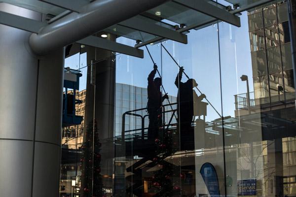 Reinigungsfirma München - Wir kümmern uns um die Reinigung Ihrer Glasfronten